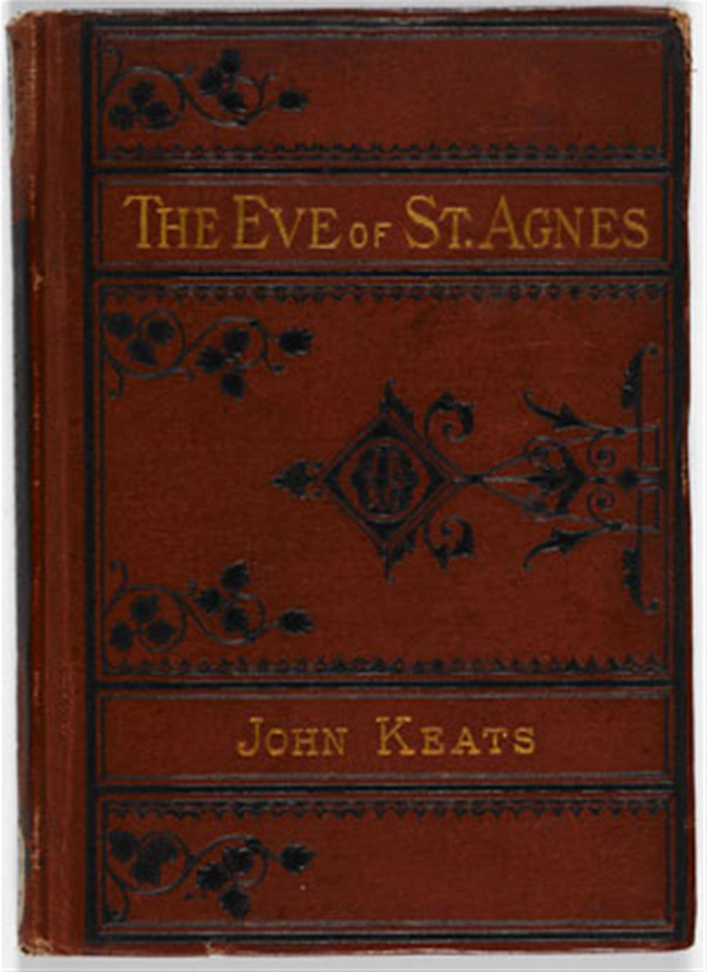 the eve of st agnes This collection of drawings and paintings of the eve of st agnes are those that predate frank lloyd wright's eve of st, agnes, 1896, with a few.