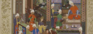 The Khamsah of Niẓāmī 1539-1543