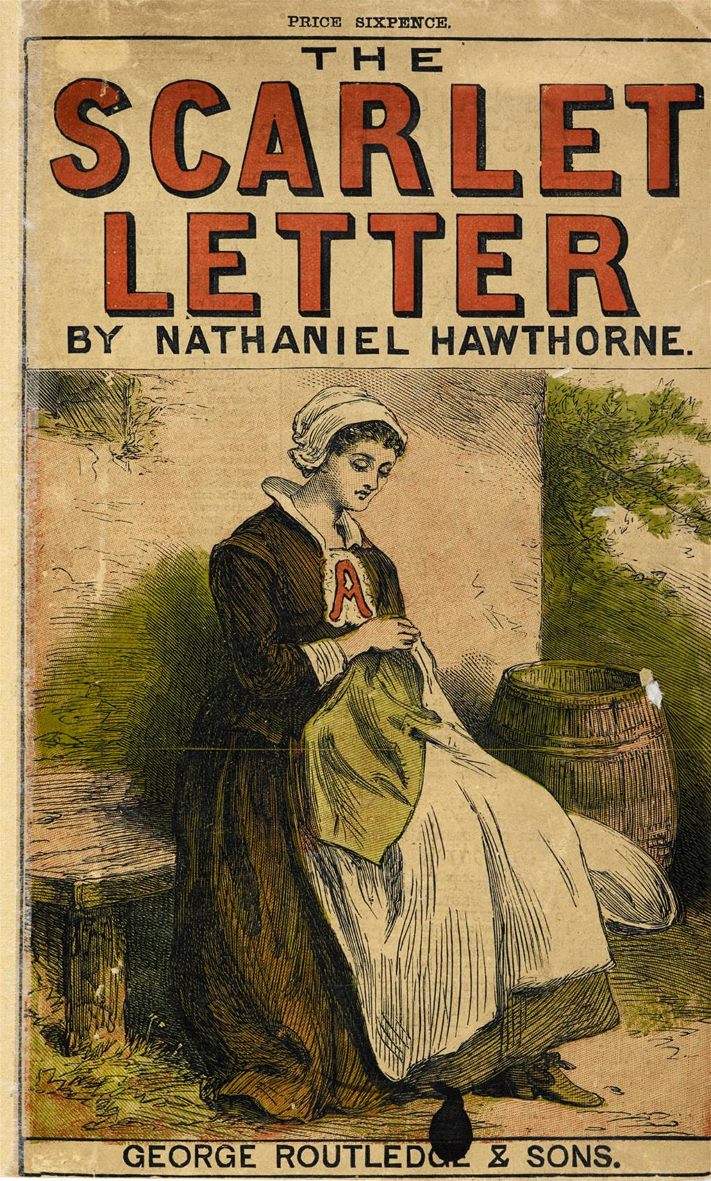 Books To Adopt The Scarlet Letter