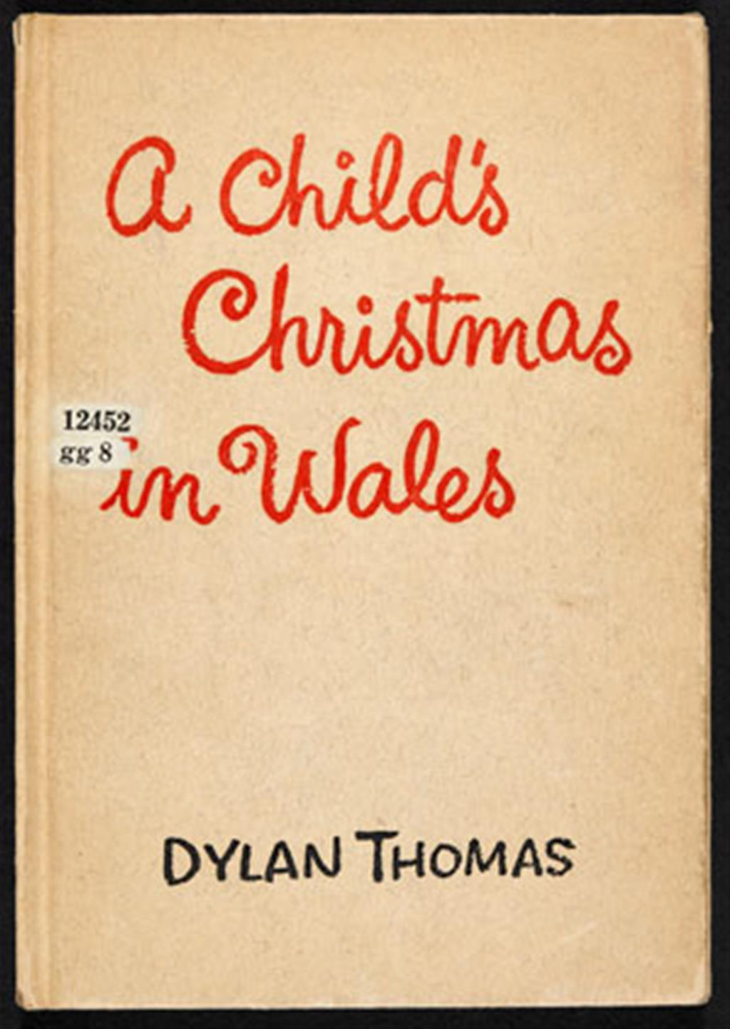 A Childs Christmas In Wales.Book Detail A Child S Christmas In Wales