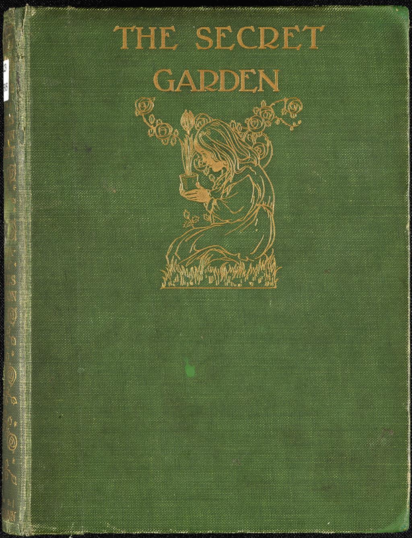 the secret garden cover image - Secret Garden Book